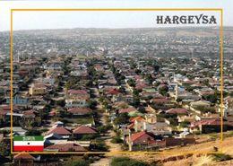 1 AK Somaliland * Blick Auf Hargeysa - Hauptstadt Von Somaliland - Luftbildaufnahme * - Somalia