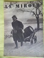 """""""le Miroir"""" Du Dimanche 14 Janvier 1940 - 1939-45"""