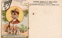 (66) CPA PUB Le Bourbonnais  Chicrée Et Moka Casiez    (Bon Etat  ) - Other Municipalities