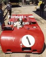 Reproduction D'une Photographie D'un Gros Plan D'une Alfa Romeo N°1 - Reproductions