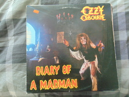 Ozzy Osbourne- Diary Of A Madman - Hard Rock & Metal