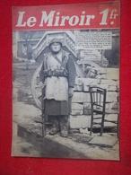 """""""le Miroir"""" Du Dimanche 3 Mars 1940 - 1939-45"""