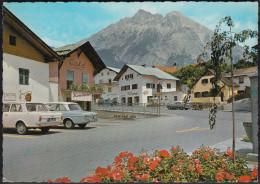 Austria - 6410 Telfs - Hauptstraße-  Cars - Opel Rekord - Ford Taunus - Telfs