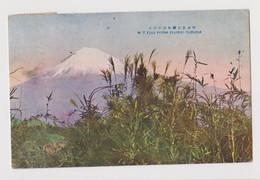 Monte Fuji, Giappone - F.p. - Anni '1920 - Giappone