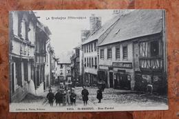 SAINT BRIEUC (22) - RUE FARDEL - LA BRETAGNE PITTORESQUE - Saint-Brieuc