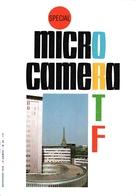 Micro Et Camera ORTF N°39 11/1970 - Cinema/Televisione