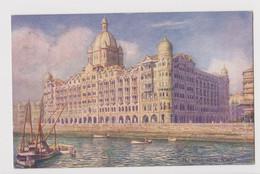 Taj Mahal Hotel, Bombay Mumbai, India - F.p. - Anni '1910 - India