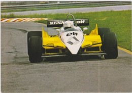 RENAULT-GRAND PRIX-F1-EDIT.SPANJERSBERG-VOYEZ LES 2 SCANS-TOP ! ! ! - Grand Prix / F1
