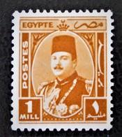 ROYAUME - EFFIGIE DU ROI FAROUK 1944/46 - NEUF ** - YT 223 - MI 268 - Egypt