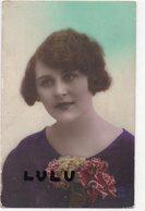 FEMMES N° 459 : Portrait , Fleurs ; édit. M   N° 302 - Femmes