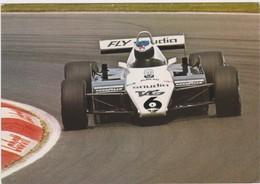 WILLIAMS-GRAND PRIX-F1-EDIT.SPANJERSBERG-VOYEZ LES 2 SCANS-TOP ! ! ! - Grand Prix / F1