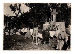 64 - BAYONNE . VII ème CONGRÈS EUCHARISTIQUE . JUILLET 1929 . PAYS BASQUE . PHOTO P. BONNET - Réf. N°52F - - Lieux