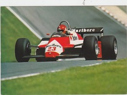 ALFA-ROMEO-MARLBORO-GRAND PRIX-F1-EDIT.SPANJERSBERG-VOYEZ LES 2 SCANS-TOP ! ! ! - Grand Prix / F1