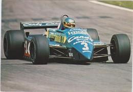 TYRREL-GRAND PRIX-F1-EDIT.SPANJERSBERG-VOYEZ LES 2 SCANS-TOP ! ! ! - Grand Prix / F1
