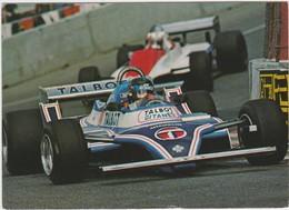 LIGIER-TALBOT-JACQUES LAFITTE-THE IMAGE BANK-81-GRAND PRIX-F1-VOYEZ LES 2 SCANS-TOP ! ! ! - Grand Prix / F1