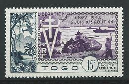 TOGO 1954 . Poste Aérienne N° 22 . Neuf ** (MNH) - Togo (1914-1960)