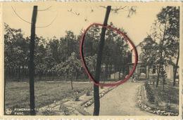 Rijmenam  :  ' LA ROSERAIE '  Parc - Bonheiden