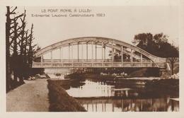 59--LILLE--LE  PONT ROYAL--ENTREPRISE LOJOINIE-CONSTRUCTEURS 1923--TBE--VOIR SCANNER - Lille