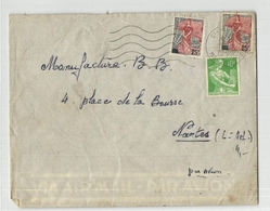 Martinique - Beleg Aus St. Pierre 1960 (571916) - Martinique (1886-1947)