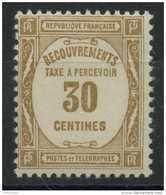 France (1927) Taxe N 57 (Luxe) - Taxes