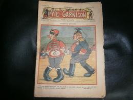 ANCIEN LA VIE DE GARNISON ANNEE 1912 N 162  INVENTEUR MECONNU - A Suivre