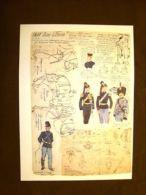 Kolbacco Scuola Parma Regio Esercito Italiano Quinto Cenni Uniformologia Tav. 33 - Libri, Riviste, Fumetti