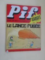 PIF18 : Revue Des Années 70 PIF-GADGET (sans Gadget) Numéro 201 / 1439 , Très Bon état,  Coté Au Moins 5 Euros - Pif Gadget