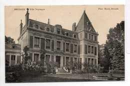- CPA BRIOUDE (43) - Villa Veysseyre 1906 - Photo Muret - - Brioude