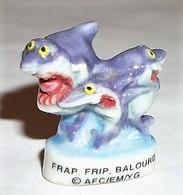 Gang De Requin Frap Frip Et Balourd (CB) - Cartoons
