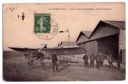 1366 -  Avord ( Cher ) - Centre Militaire D'Aviation ( Sortie D'un Avion ) - E.M.B. - N°62 - - Reuniones