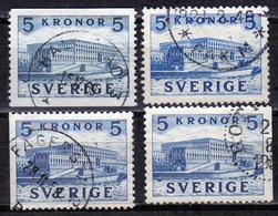 SCHWEDEN 1941 - MiNr: 285  Used - Schweden