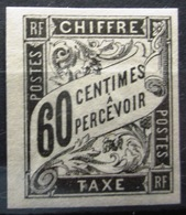 Colonies Françaises                TAXE 11                NEUF* - Portomarken