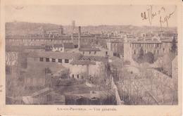 CPA - AIX EN PROVENCE Vue Générale - Aix En Provence