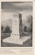 Monument Aux Enfants De Fresnes Morts Au Champ D'Honneur. - Autres Communes