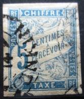 Colonies Françaises                TAXE 18                OBLITERE - Postage Due