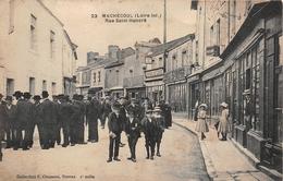 MACHECOUL       RUE ST HONORE   COMMERCES - Machecoul