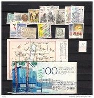 1985 MNH Finland, Finnland, Year Complete According To Michel, Postfris - Finland