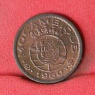 MOZAMBIQUE 10 CENTAVO 1960 -     83 - (Nº22606) - Portugal