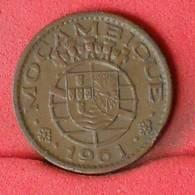 MOZAMBIQUE 20 CENTAVO 1961 -     85 - (Nº22607) - Portugal