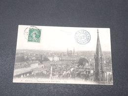 """NOUVELLE CALÉDONIE - Oblitération """" Ile Des Pins """" En Arrivée Sur Carte Postale De Paris En 1909 - L 17213 - Neukaledonien"""