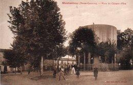 84Vn   31 Montastruc Place Du Chateau D'eau - Montastruc-la-Conseillère