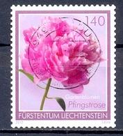 LIECHTENSTEIN  (CWEU 317) - Gebraucht