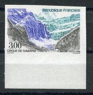 RC 8716 FRANCE 2547 CIRQUE DE GAVARNIE NON DENTELÉ NEUF ** - Nuovi