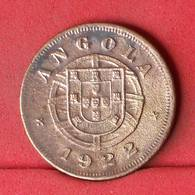 ANGOLA 5 CENTAVO 1922 -    KM# 62 - (Nº22612) - Portugal