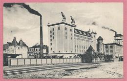 67 - SCHILTIGHEIM - Brauerei Zum Fischer - Brasserie J. EHRHARD - Voir état - Voie Ferrée - Schiltigheim