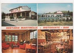 ^ ROCCA DELLE CAMINATE MELDOLA HOSTARIA MARTINELLE RISTORANTE VEDUTE PANORAMA 243A - Forli