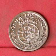 ANGOLA 20 CENTAVO 1948 -    KM# 71 - (Nº22615) - Portugal