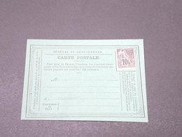 SÉNÉGAL - Carte Postale Précurseur Du Sénégal Non Voyagé , Affranchissement Alphée Dubois - L 17224 - Sénégal (1887-1944)