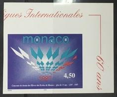 MONACO N° 2141 Dessin D'enfant 2 Non Dentelé Imperf, TB **, RARE Et Cdf !!! - Monaco