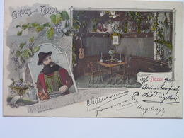 Trentino Bozen Bolzano 1904 Restaurante Osteria - Bolzano (Bozen)